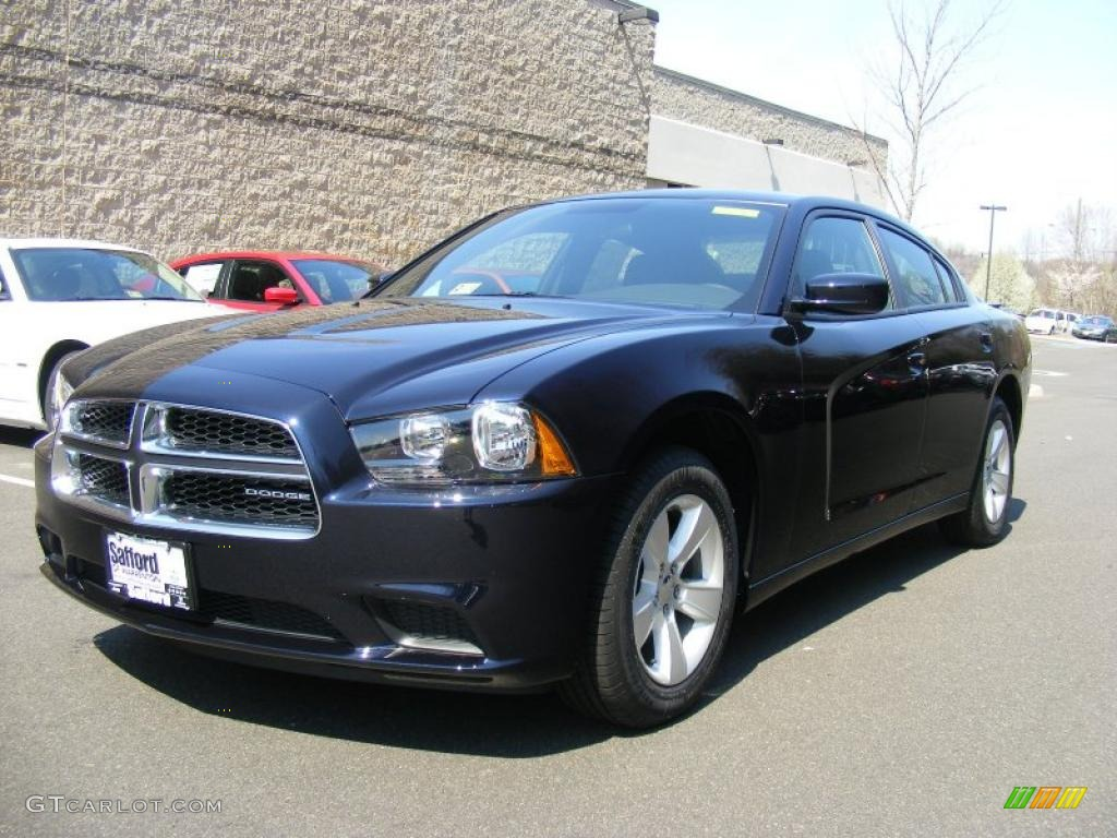 2011 Blackberry Pearl Dodge Charger Se 47767535