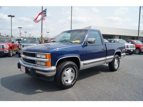 1994 Chevrolet C/K K1500 Z71 Regular Cab 4x4 Data, Info and Specs