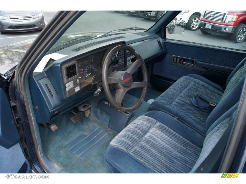 1994 Chevrolet C/K K1500 Z71 Regular Cab 4x4 interior ...