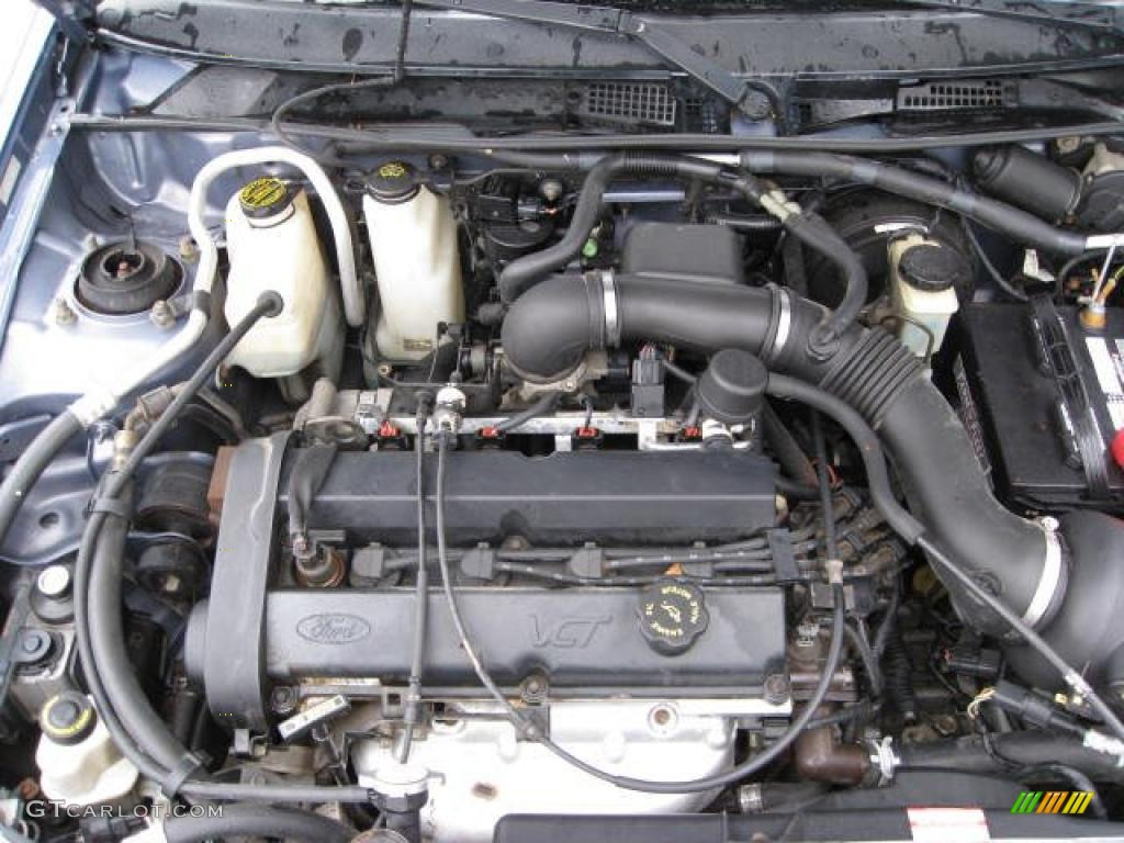 1999 ford escort zx2 coupe 2 0 liter dohc 16