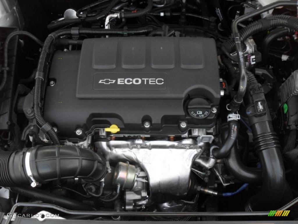 2011 chevrolet cruze eco 1 4 liter turbocharged dohc 16 valve vvt ecotec 4 cylinder engine photo. Black Bedroom Furniture Sets. Home Design Ideas