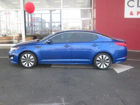 Kia Optima Sx. 2011 Kia Optima SX Data,