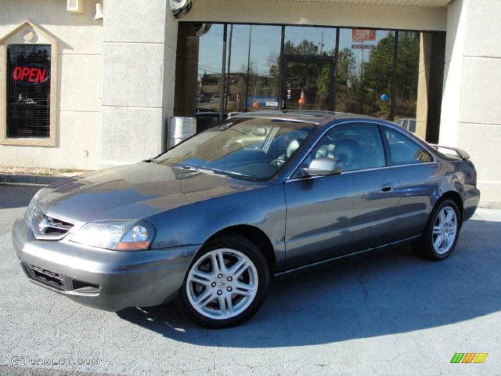 2003 Anthracite Gray Metallic Acura Cl 3 2 Type S 47767183 Gtcarlot Com Car Color Galleries