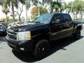Black 2007 Chevrolet Silverado 1500 Gallery