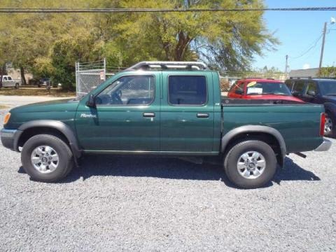 2000 nissan frontier xe crew cab data info and specs. Black Bedroom Furniture Sets. Home Design Ideas