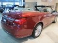 Deep Cherry Red Crystal Pearl - 200 Limited Convertible Photo No. 3