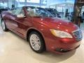 Deep Cherry Red Crystal Pearl - 200 Limited Convertible Photo No. 4