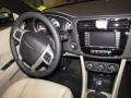 Dashboard of 2011 200 Limited Convertible