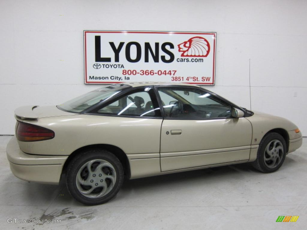 1994 s series sc2 coupe gold gray photo 6