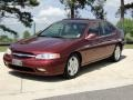 Black Cherry Metallic 2000 Nissan Altima Gallery