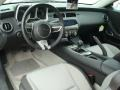 Gray 2011 Chevrolet Camaro Interiors