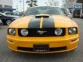 2007 Grabber Orange Ford Mustang GT Premium Coupe  photo #9