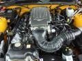 2007 Grabber Orange Ford Mustang GT Premium Coupe  photo #22