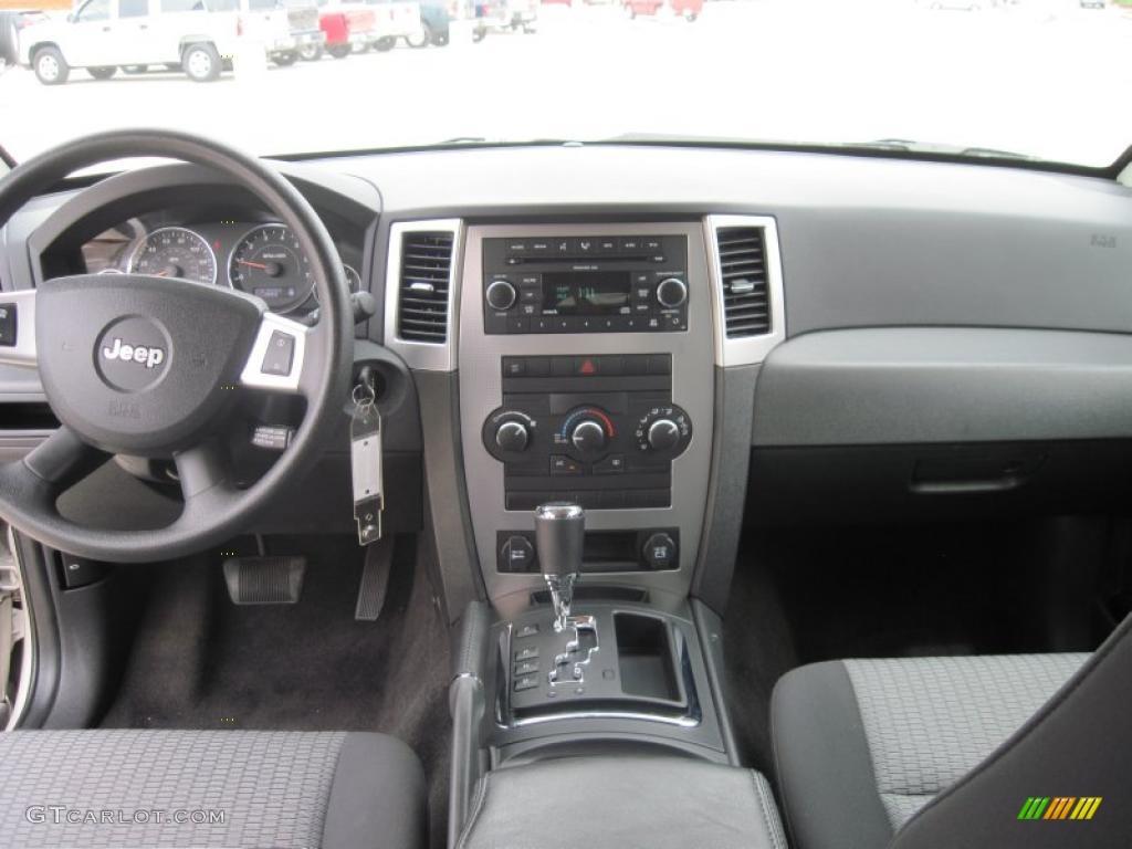 2010 light graystone pearl jeep grand cherokee laredo - 2010 jeep grand cherokee interior ...