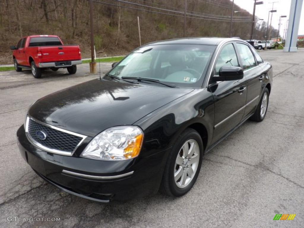 2005 ford five hundred manual