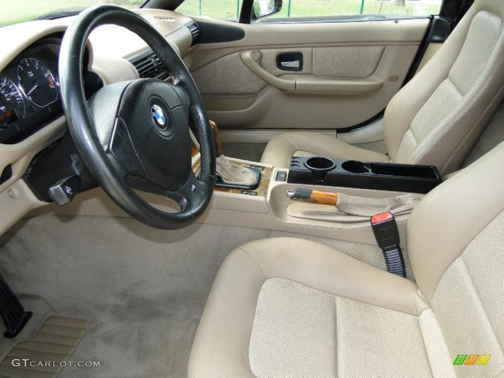 Beige Interior 2001 Bmw Z3 3 0i Roadster Photo 47876534 Gtcarlot Com