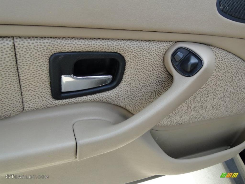 2001 bmw z3 roadster beige door panel photo 47876579