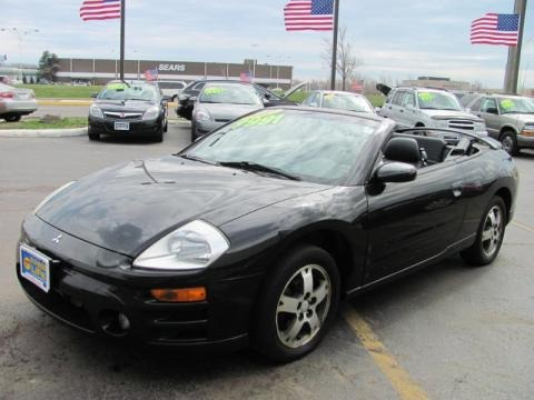 2003 mitsubishi eclipse spyder gs data info and specs. Black Bedroom Furniture Sets. Home Design Ideas