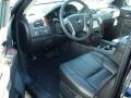 Ebony Interior Photo for 2011 Chevrolet Silverado 1500 #47877671