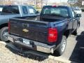 2011 Imperial Blue Metallic Chevrolet Silverado 1500 Regular Cab  photo #2