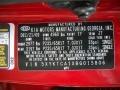 2011 Spicy Red Kia Sorento LX AWD  photo #9