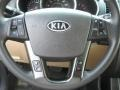 2011 Spicy Red Kia Sorento LX AWD  photo #24