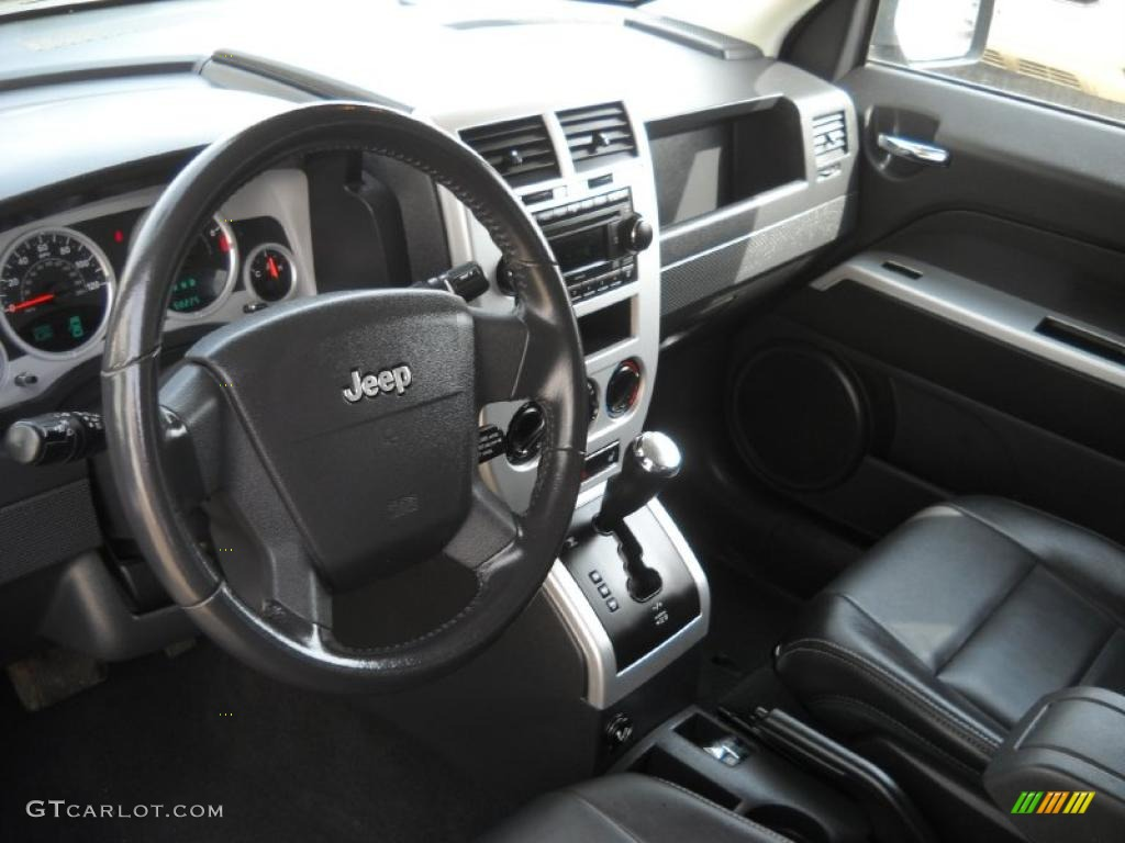 Jeep Patriot Warranty 2008 Jeep Patriot Limited 4x4 interior Photo #47882663 ...