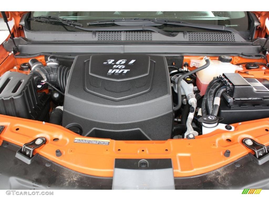 2008 Saturn Vue Red Line 3 6 Liter Dohc 24 Valve Vvt V6