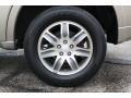 2007 Mitsubishi Endeavor SE AWD Wheel and Tire Photo