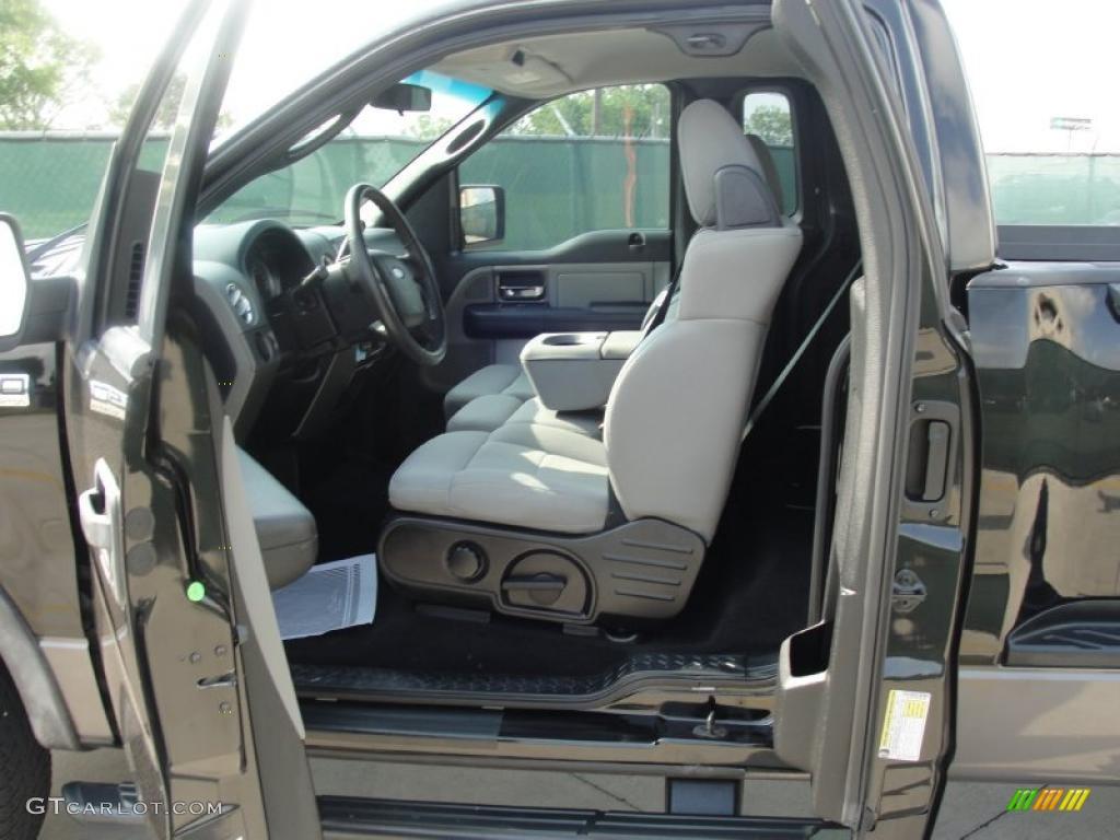 2006 Ford F150 FX4 Regular Cab 4x4 interior Photos ...