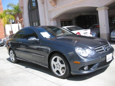 Mercedes Clk Convertible 2009. 2009 Mercedes-Benz CLK Sub