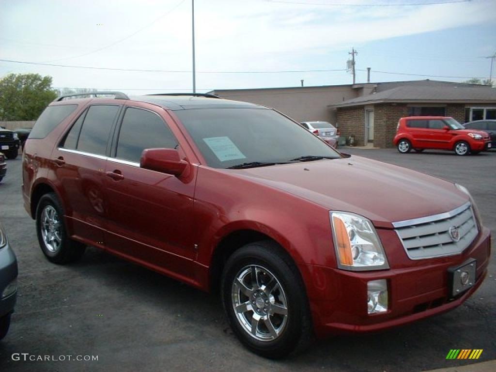 Infrared 2006 Cadillac Srx V6 Exterior Photo 47888537