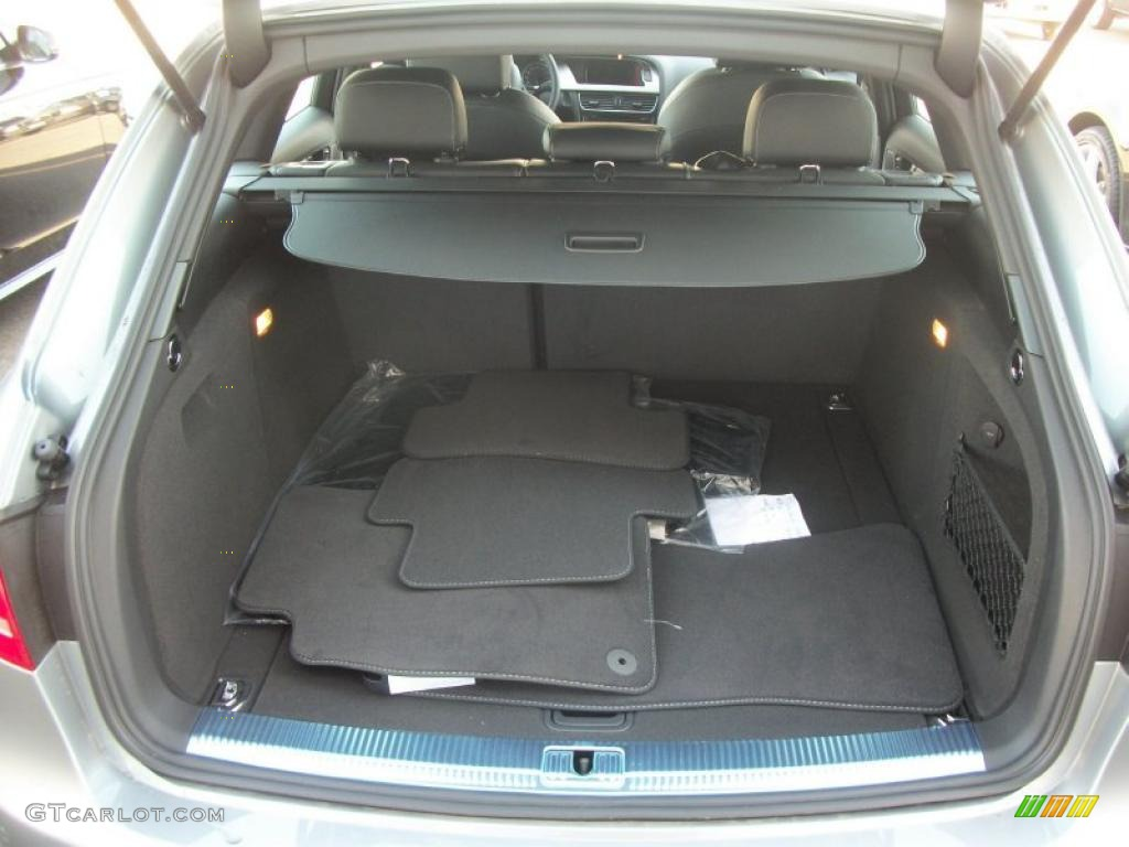 how to close trunk on audi a4