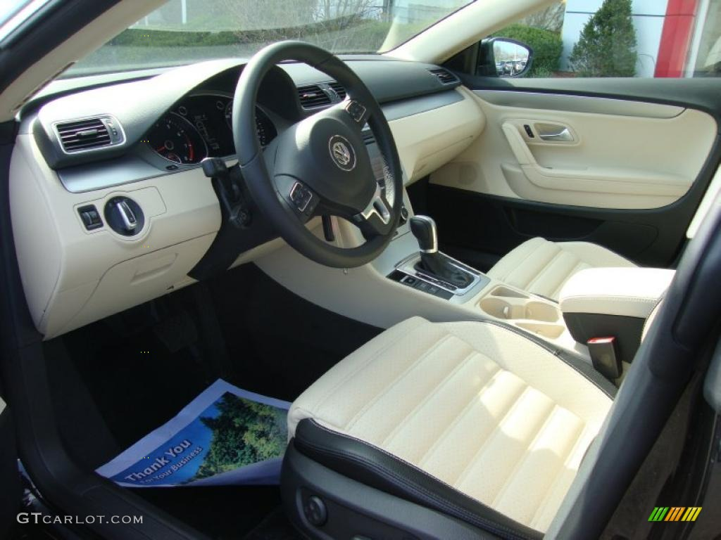 2012 Volkswagen CC Sport interior Photo #47900909 ...