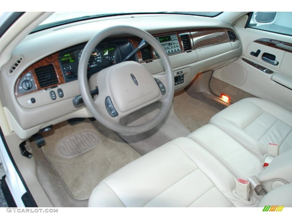 2002 lincoln town car executive interior photo 47903147. Black Bedroom Furniture Sets. Home Design Ideas