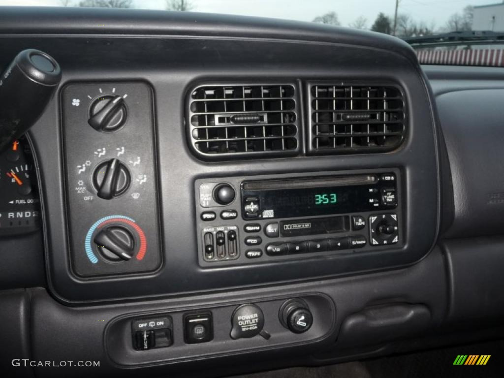 2000 dodge durango r t 4x4 controls photo 47915268