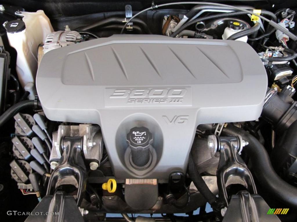 on 2006 Buick Lacrosse Cxl
