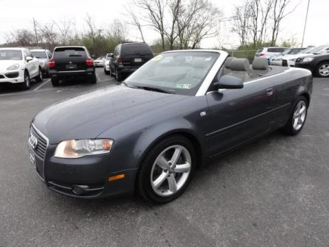2007 audi a4 3 2 quattro cabriolet data info and specs. Black Bedroom Furniture Sets. Home Design Ideas