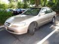 Naples Gold Metallic - Accord SE Sedan Photo No. 2