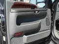 2004 Dark Shadow Grey Metallic Ford F250 Super Duty Lariat Crew Cab 4x4  photo #39