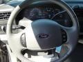 2004 Dark Shadow Grey Metallic Ford F250 Super Duty Lariat Crew Cab 4x4  photo #50