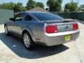 2007 Tungsten Grey Metallic Ford Mustang V6 Deluxe Coupe  photo #5