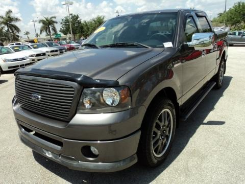 2008 ford f150 fx2 sport supercrew data info and specs. Black Bedroom Furniture Sets. Home Design Ideas