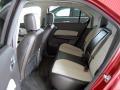 Jet Black/Light Titanium Interior Photo for 2010 Chevrolet Equinox #47940720