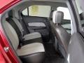 Jet Black/Light Titanium Interior Photo for 2010 Chevrolet Equinox #47940753
