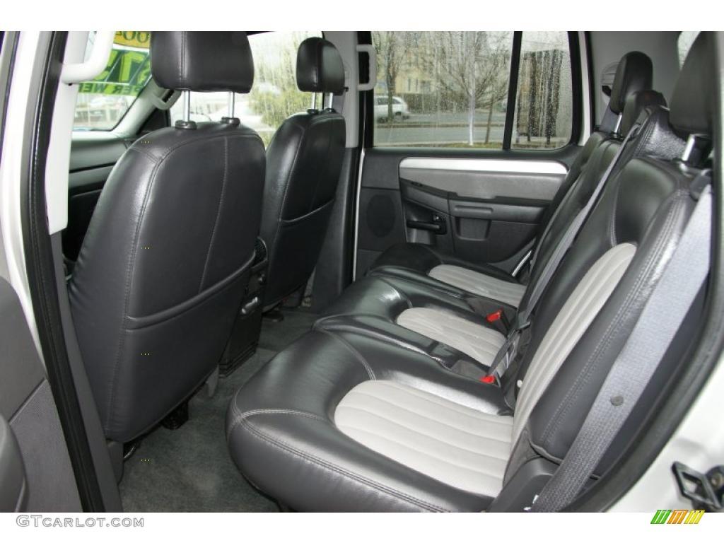 2004 Mercury Mountaineer V8 Awd Interior Photo 47943552
