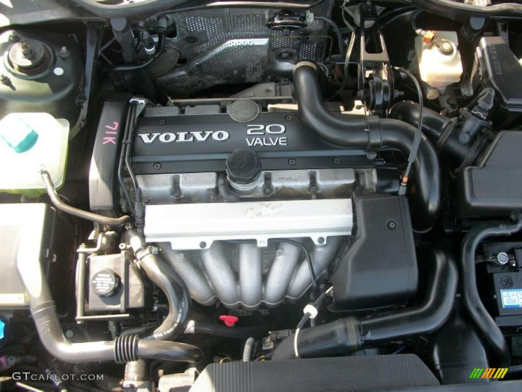 1998 Volvo V70 Turbo Awd Engine Photos
