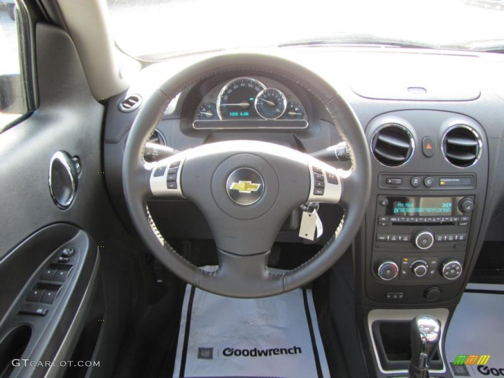 2011 Chevrolet Hhr Lt Ebony Dashboard Photo 47945718 Gtcarlot Com