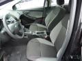 2012 Tuxedo Black Metallic Ford Focus S Sedan  photo #8