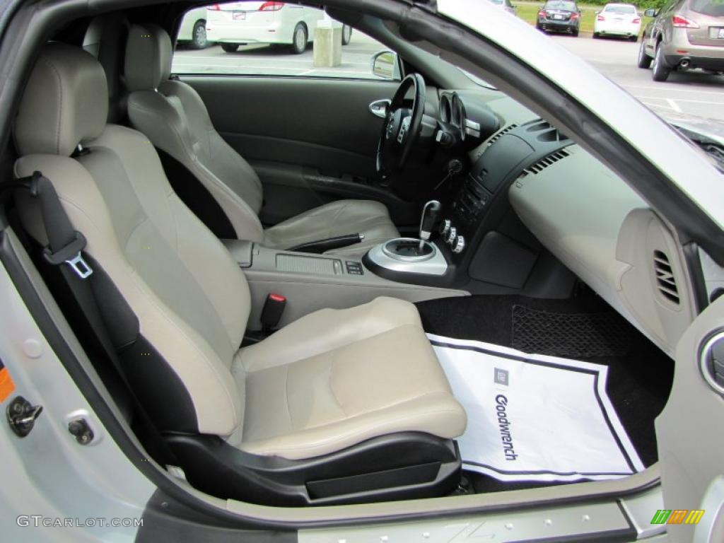 Grand touring 350z autos post for Interieur 350z